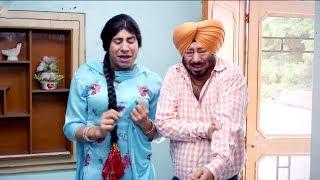 Binnu Dhillon Best Comedy Scenes | Best of Binnu Dhillon | Punjabi Funny Comedy Scenes HD