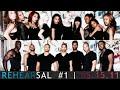 CLEONS 'POP ARt' Fashion Show | Rehearsal 1