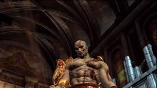 I M The God Of War Kratos Vs Hermes 720p HD PVR