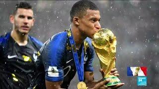 MONDIAL-2018. Kylian Mbappé, la révélation de la Coupe du monde