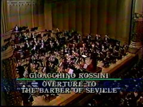 Rossini Overture to the Barber of...(Muti-PhiladelphiaOrch.)