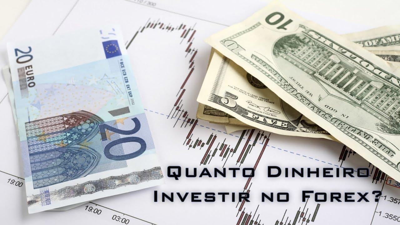 Quanto investir no forex