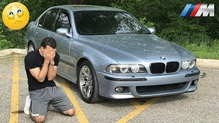 My BMW E39 M5 is finally BROKEN and costs a NIGHTMARE to repair...