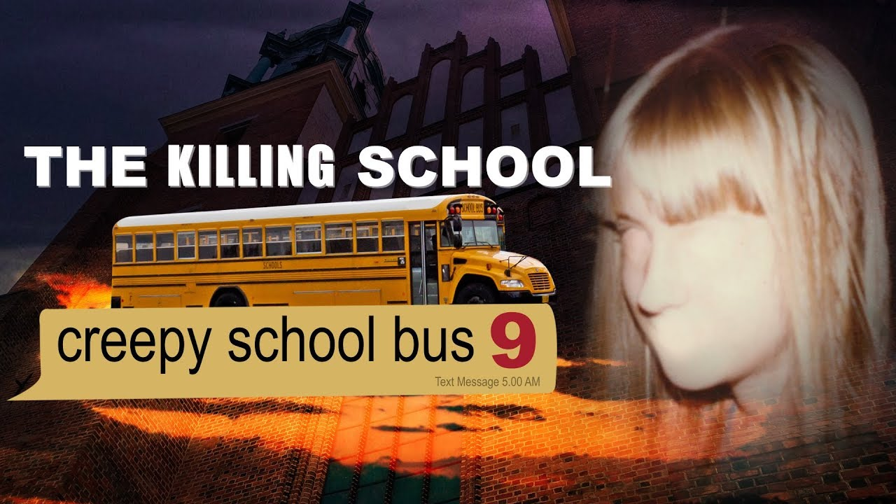 Download THE KILLING SCHOOL | The Creepy School Bus Episode 9 | scary text message stories