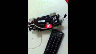 Video Membuat Mobil Remote Control dengan Remote TV dengan mikrokontroller atmega 326 dan H bridge L293D download MP3, 3GP, MP4, WEBM, AVI, FLV April 2018