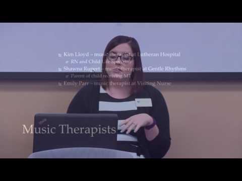 Summit Scholars Showcase : Kassie Yenser - 04/09/2016