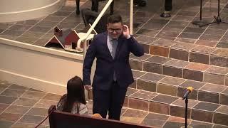 9/12/2020 - God Makes Me Uncomfortable - Pastor Enrique Vado Gutierrez