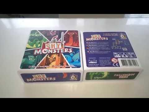 Shy Monsters - przebieg gry