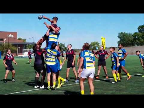 UMKC Roos Rugby vs UCM 10.7.17 (W) 27-15