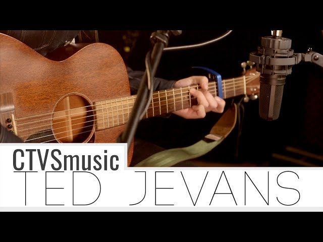 Ted Jevans - I think I'm going down || CTVSmusic