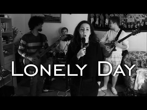 Glass Canon - Lonely Day (System of a Down - Band Cover)