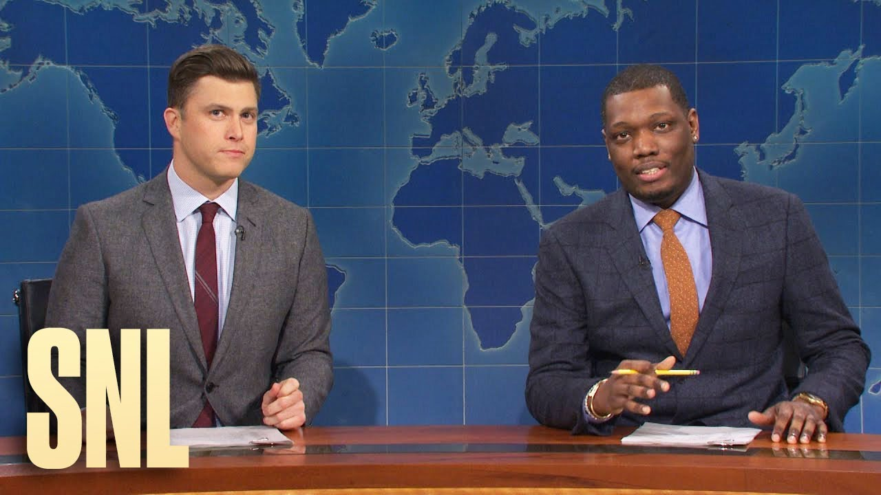 Snl Weekend Update Christmas 2020 Weekend Update: Christmas Joke Swap 2019   SNL   YouTube