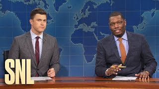 Weekend Update: Christmas Joke Swap 2019 - SNL