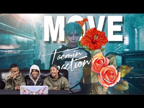 TAEMIN 태민 'MOVE' REACTION (FIRST TIMERS)