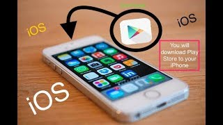 How To Install Play Store For Iphone Any Ios Device For Free (no   Jailbreak,no Cydia,no Computer)