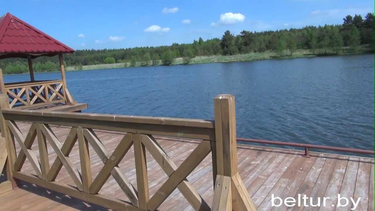 Усадьба Три медведя - территория и природа, Усадьбы Беларуси - YouTube