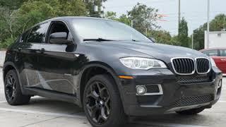 Used 2014 BMW X6 Tampa FL St. Petersburg, FL #R439743B