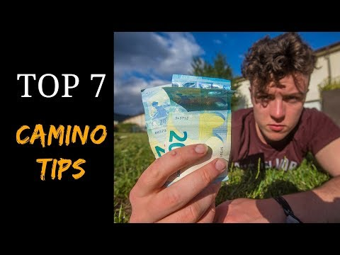 7 Things you MUST bring on the CAMINO DE SANTIAGO (CAMINO DAY 3: Roncesvalles - Zubiri)