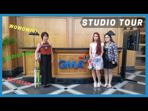 PHILIPPINES: GMA STUDIOS AND WOWOWIN TV SHOW (08.26.16)