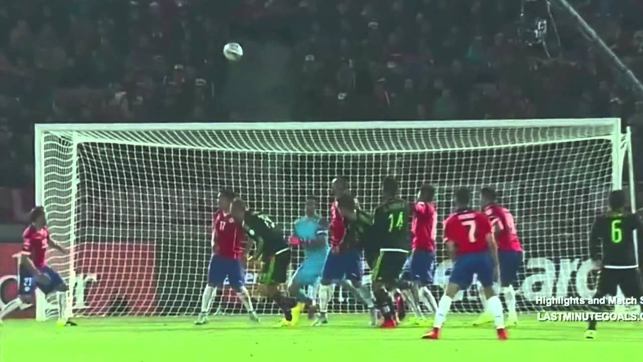 Download Chile vs Mexico (16/06/15) All Goals & Highlights HD