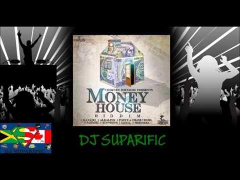 MONEY HOUSE RIDDIM MIX FT. MAVADO, ALKALINE, SHENSEEA & MORE (DJ SUPARIFIC)