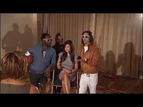 Black Eyed Peas interview