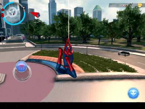 Новый человек-паук 2 v1. 2. 0m android скачать.