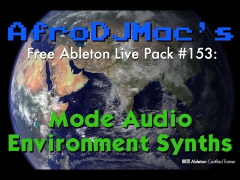 Making Instruments with Nature - Free Ableton Live Pack - YouTube