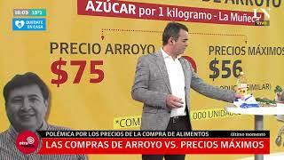 Coronavirus: Alberto Fernández respaldó a Daniel Arroyo por la compra de alimentos más caros