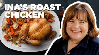 Ina's Perfect Roast Chicken | Food Network