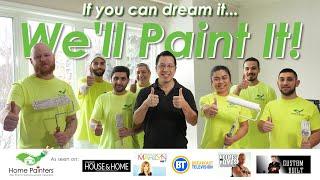 Home Painters Toronto - Exterior Painting