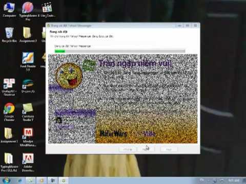 Hướng Dẫn Sử Dụng Phần Mềm Chat Yahoo