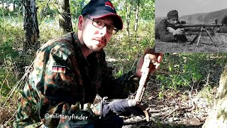 I found WW2 machine gun! MG 30 Solothurn 31M