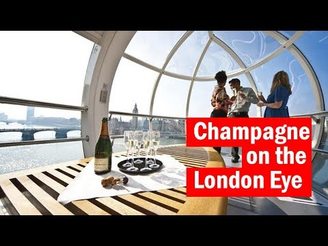Want to have champagne on the London Eye? | Time Out