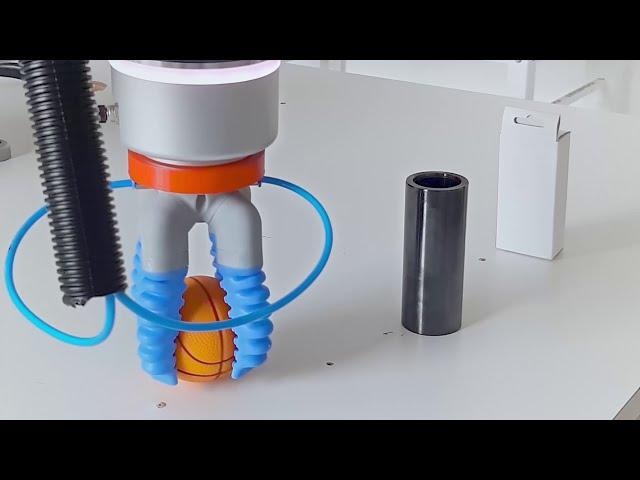 SoftGrippin: il sistema con design modulare per una presa flessibile - Homberger Spa