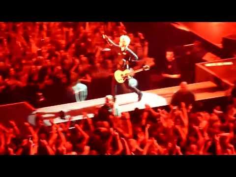 Green Day - Holiday Live @ Ahoy Rotterdam HD
