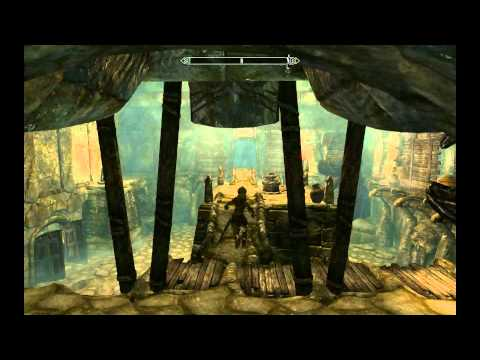 Skyrim - Puzzle Guide - Skuldafn Temple Second puzzle