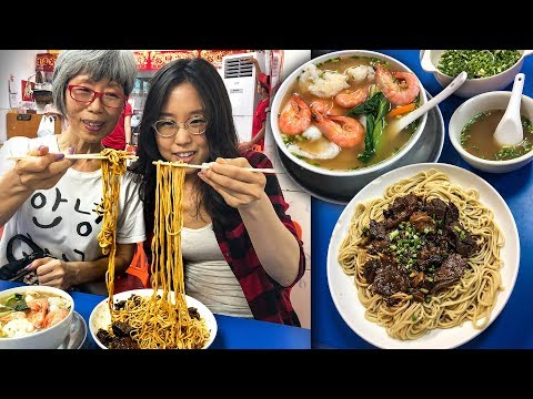 MANILA CHINATOWN FOOD TOUR 🍜 ft Binondo Street Food