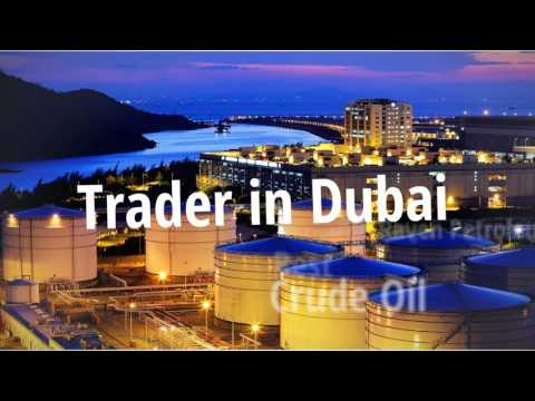 Crude Oil Trading in Dubai