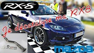 Première modification sur ma MAZDA RX8 achetée 3000€