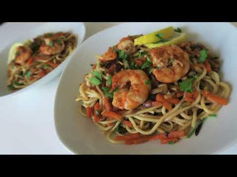 recette-202-:-encore-une-recette-facile-!-des-nouilles-sautées-aux-crevettes-!!