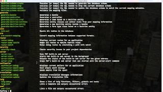 Using Symfony2 Shell Environment