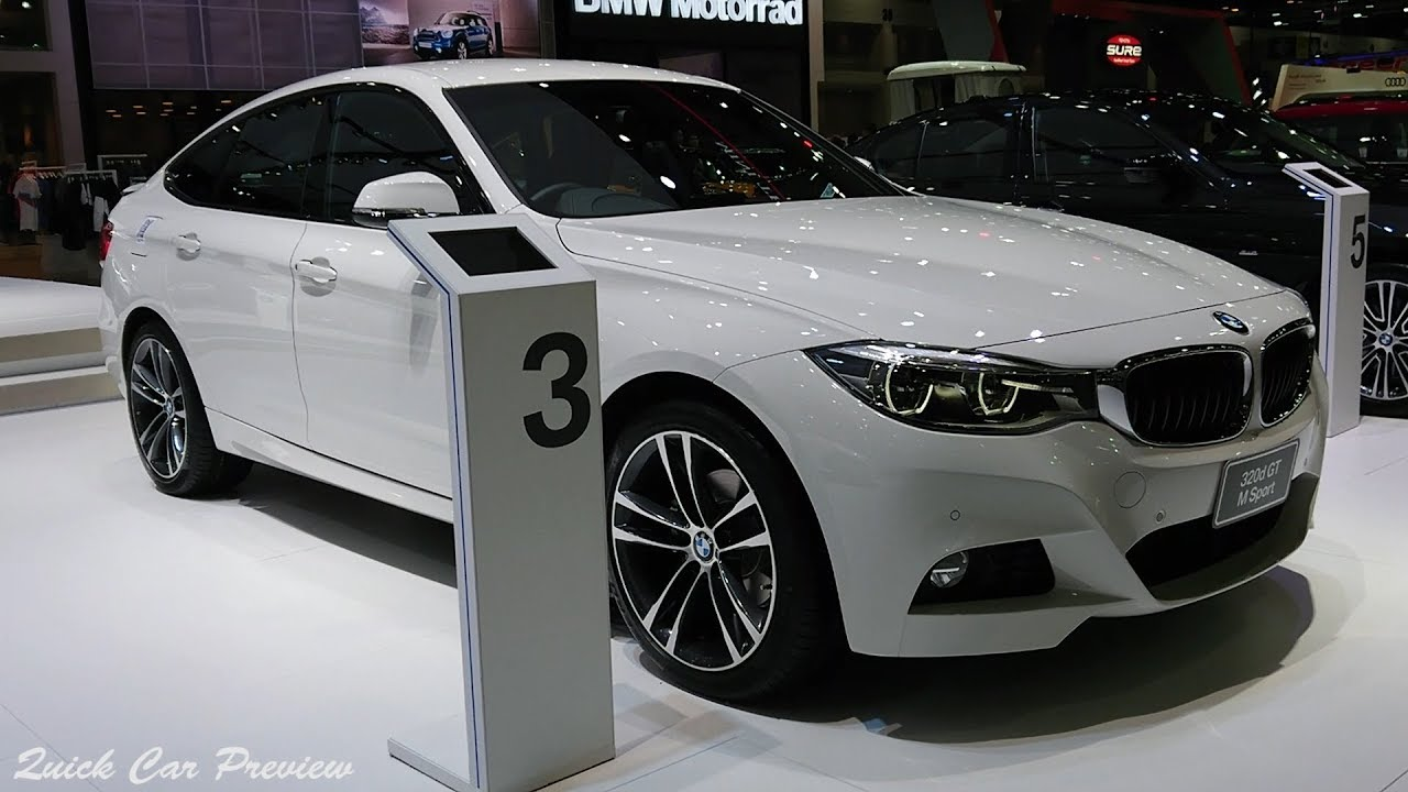 Quick Preview 2019 Bmw 320d Gt M Sport
