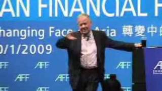 Jim Rogers:the global economy is bad   1/21/09   2/2