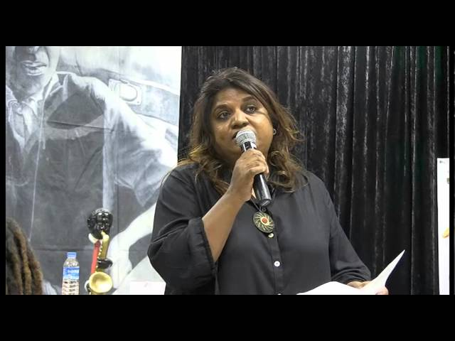 Dorothy Masuka birthday celebration at Newtown Junction mall