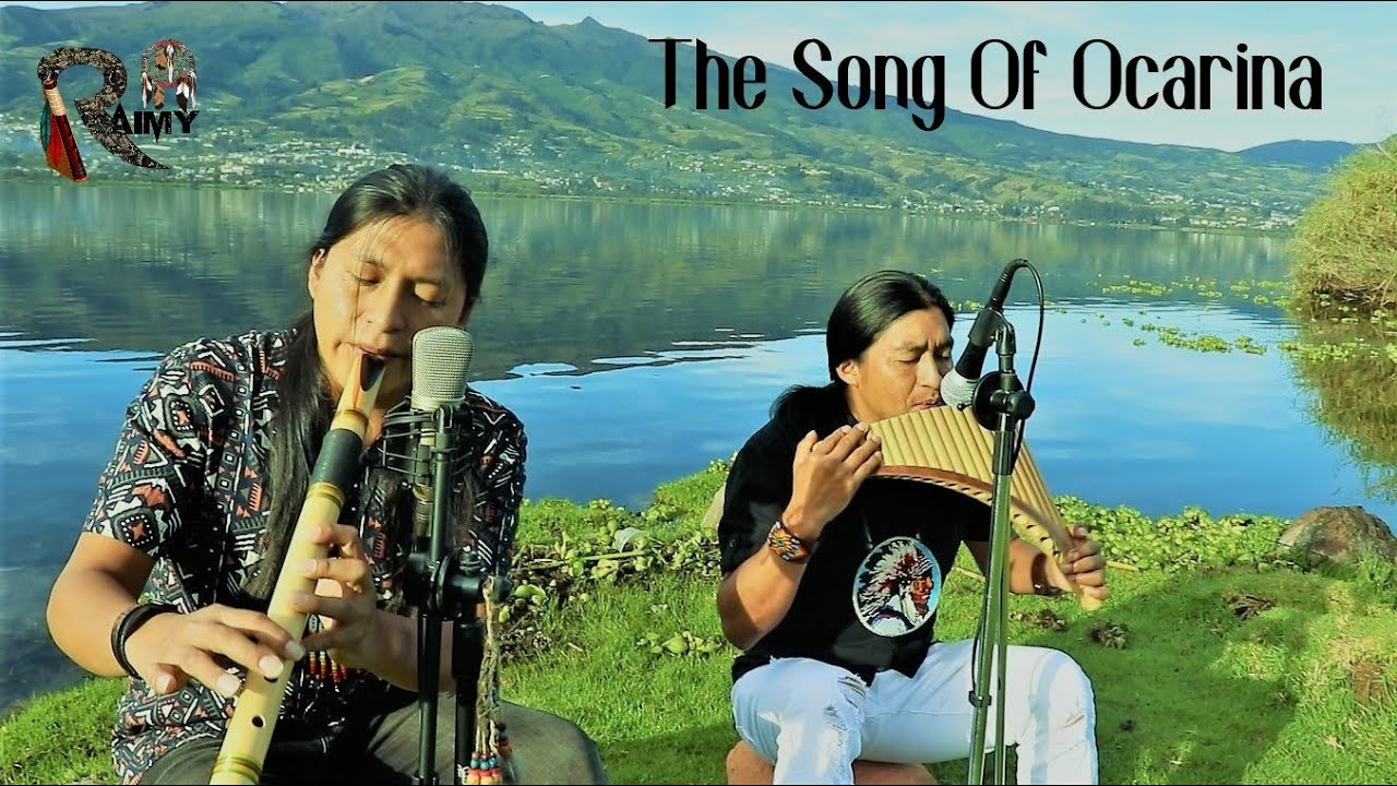 The Song Of The Ocarina - Raimy Salazar & Carlos Salazar | Video