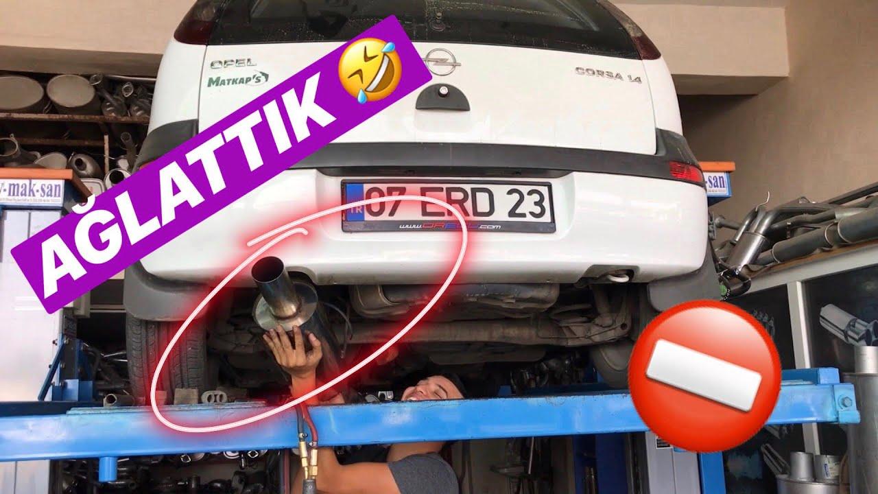 VW POLO GTİ 1.4 TSİ KUMANDALI VAREX EGZOZ SESİ