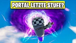 Die LETZTE Portal Stufe 😱 Dunkelheit erwacht?  | Fortnite Season 6 Deutsch German