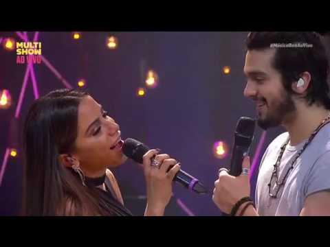 Tanto Faz - Luan Santana feat. Anitta (Música Boa Ao Vivo)