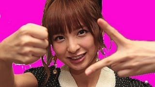 AKB48の篠田麻里子が野呂佳代と佐藤由加理の3人で、突然じゃんけん大会...